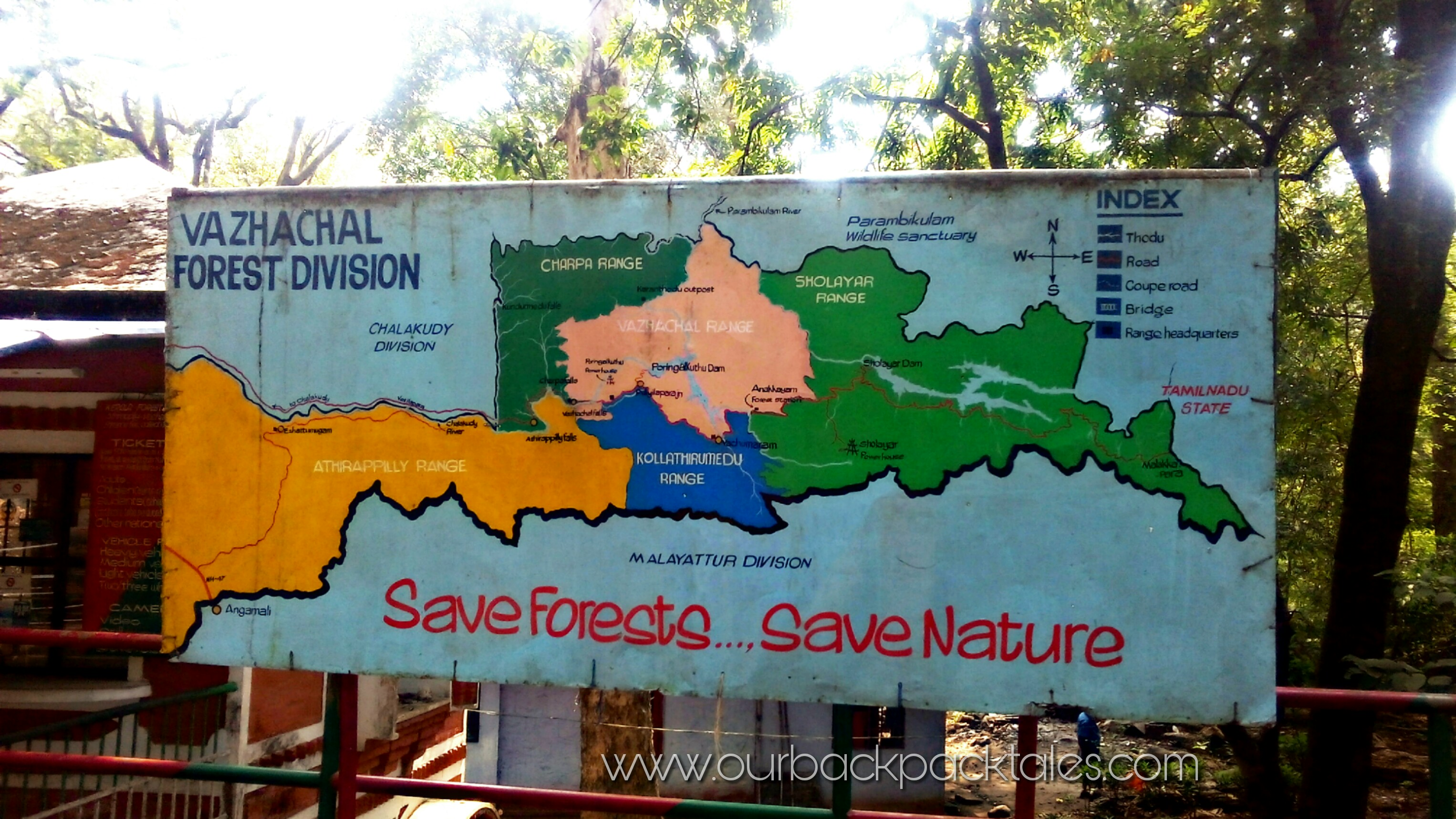 Top places to visit near athirapally waterfalls our backpack tales 5