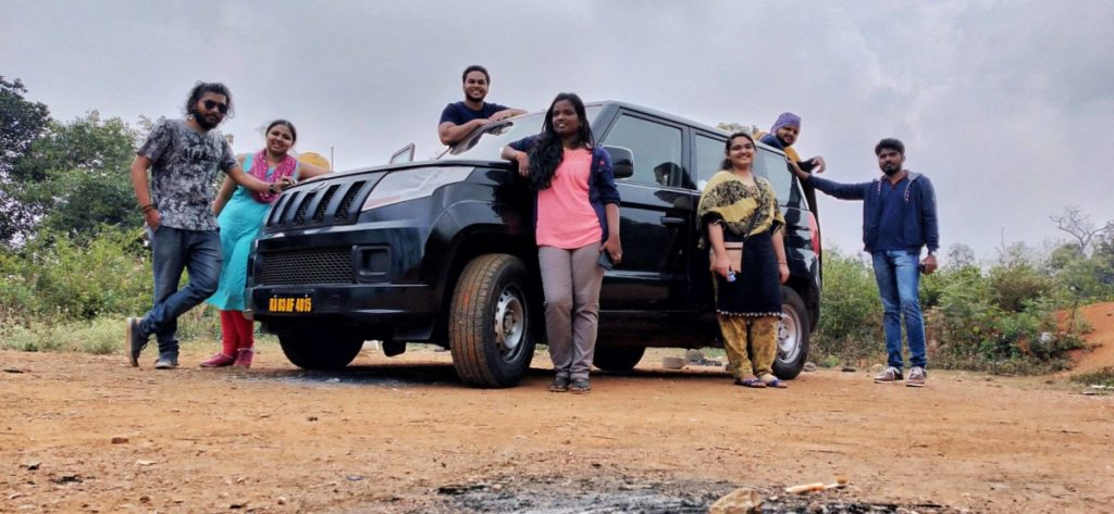 mahindra tuv drivezy in yercaud by ourbackpacktales