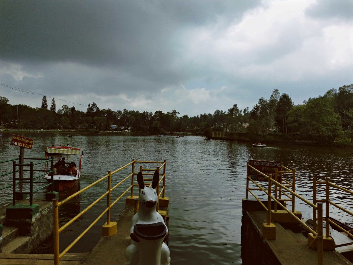 yercaud lake view by our backpack tales