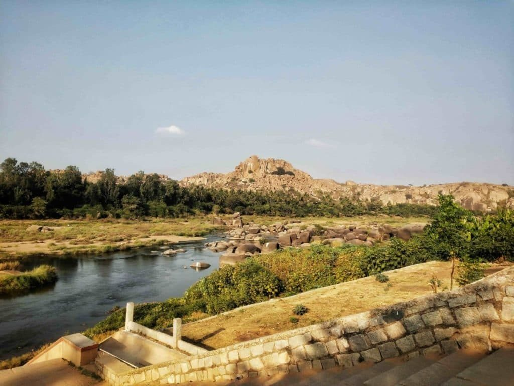 Tungabadra-River-Top-10-places-in-Hampi-our-backpack-tales