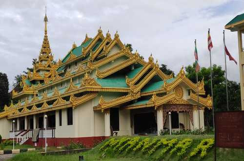 Lumbini Solo Budget Backpacking trip to Nepal