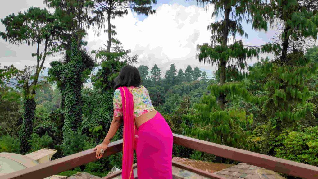 Nagarkot in Nepal