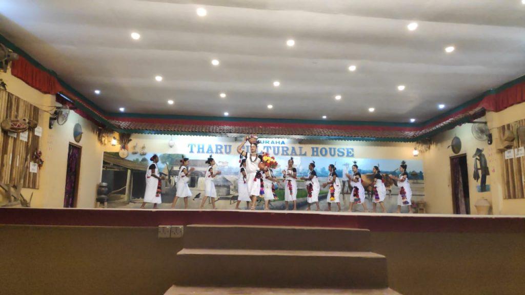 Tharu Dance in Nepal