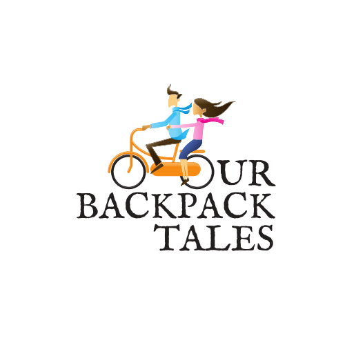 Our Backpack Tales Logo