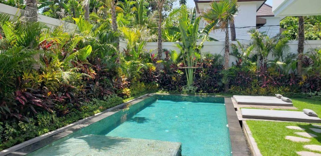 airbnb villa swiming pool