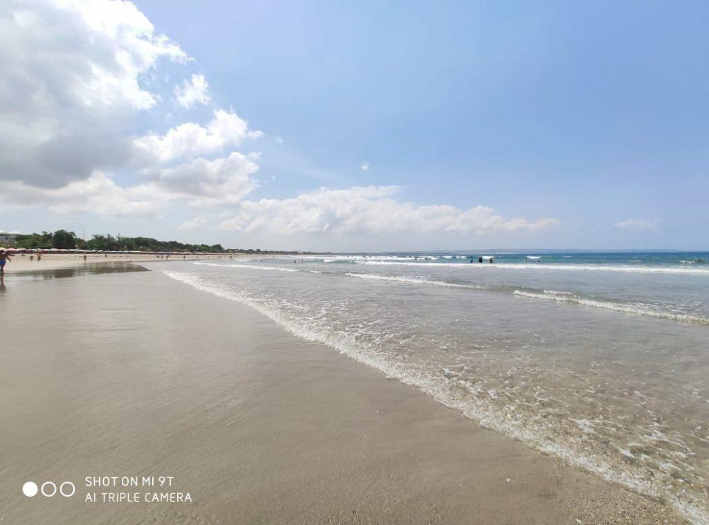 Double six beach in Bali Travel Blog