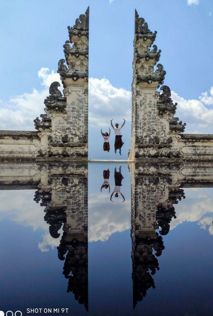 Gates to Heaven in Bali Travel blog