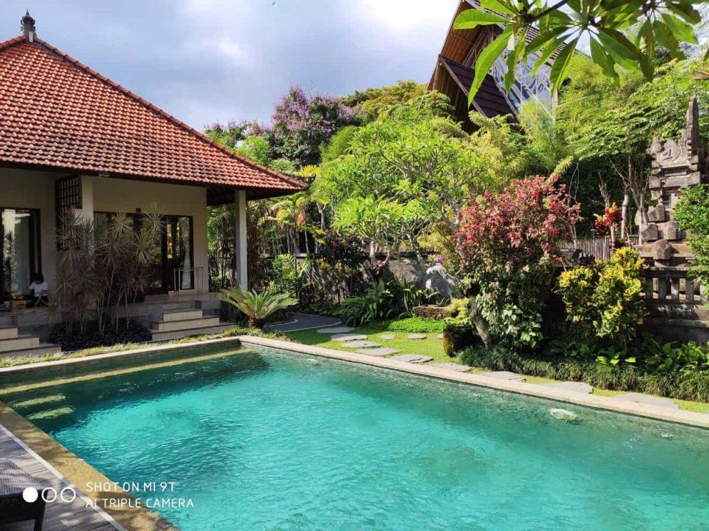 Lili house in Ubud Bali