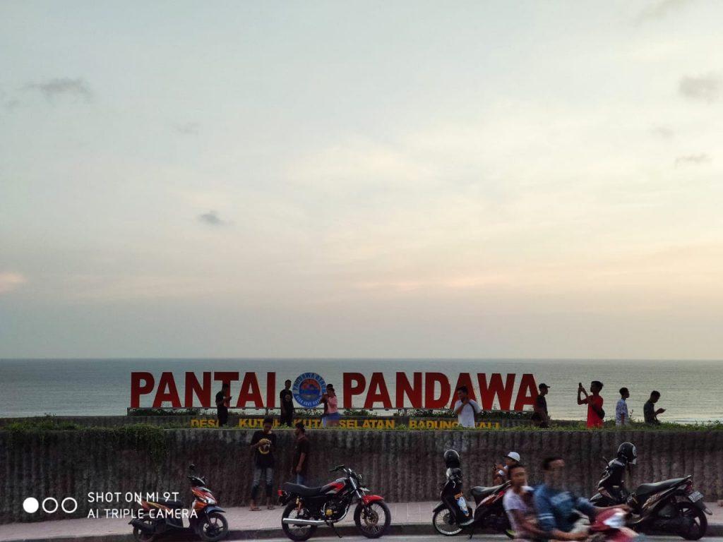 Pandawa beach in Bali