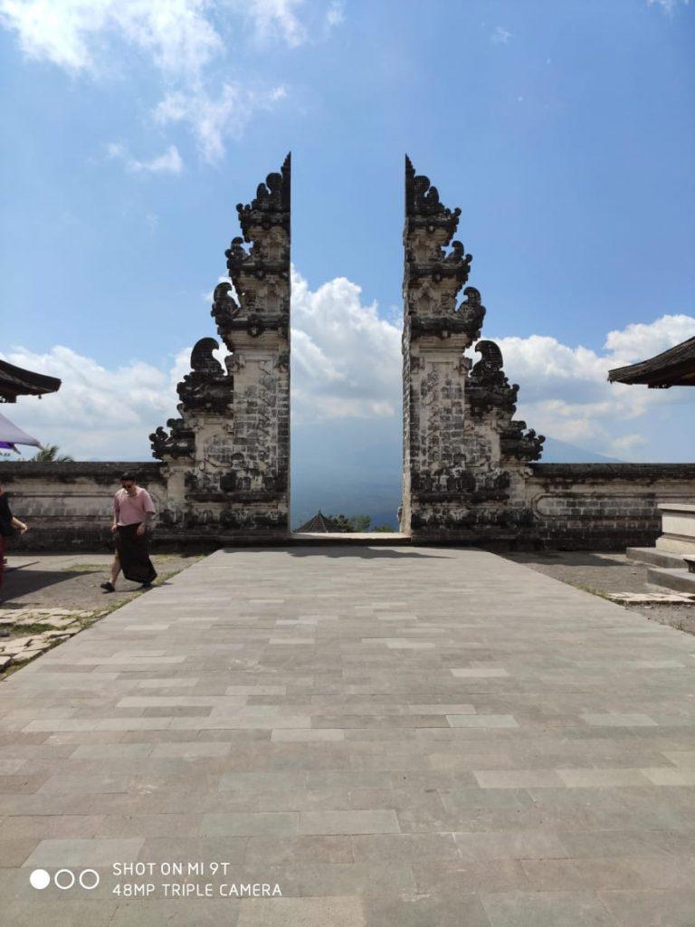 Doorway to Heaven in Bali