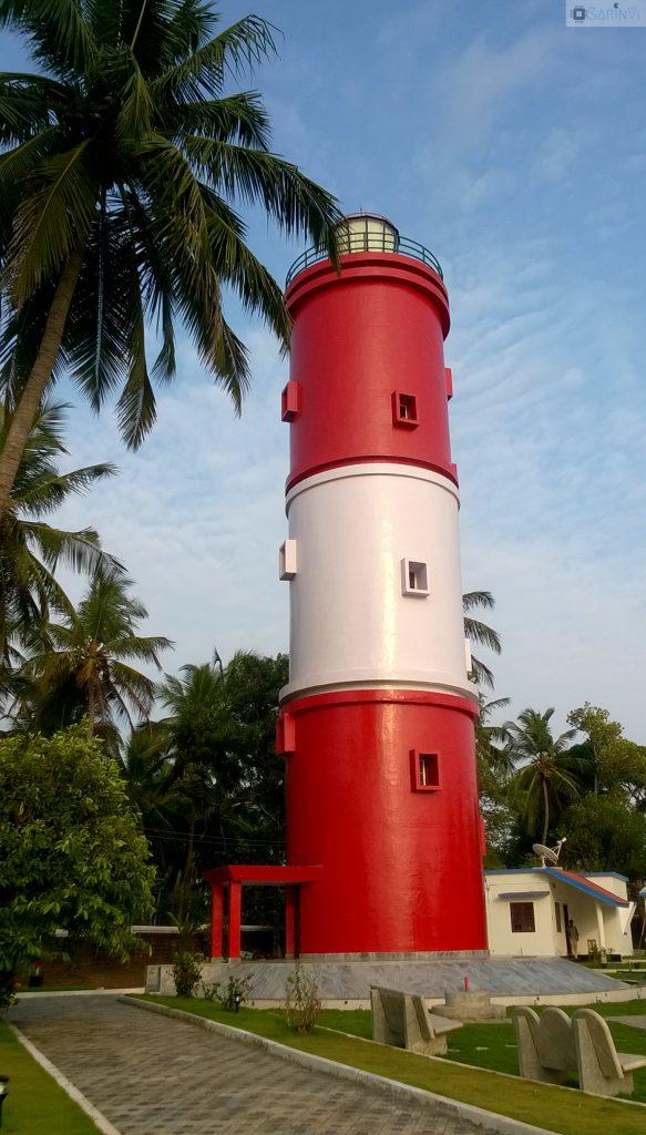 Kannur Light house