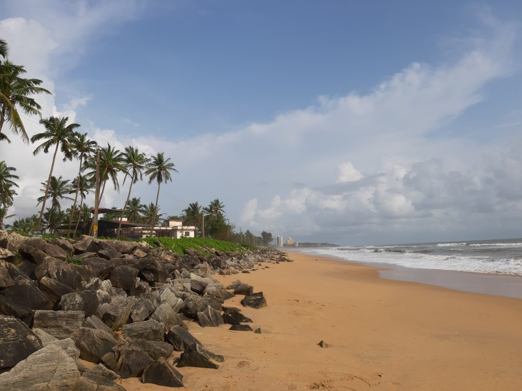 Payyambalam Beach is one of the top tourist places in Kannur