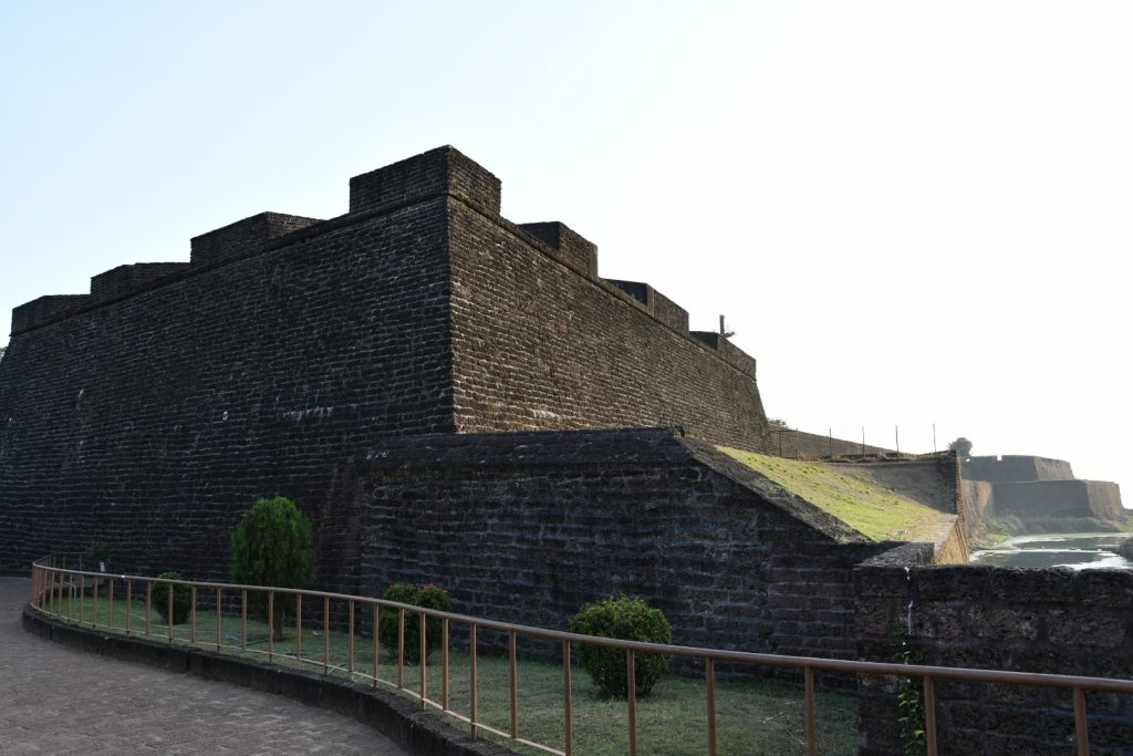 St. Angelo fort one of top tourist places in Kannur