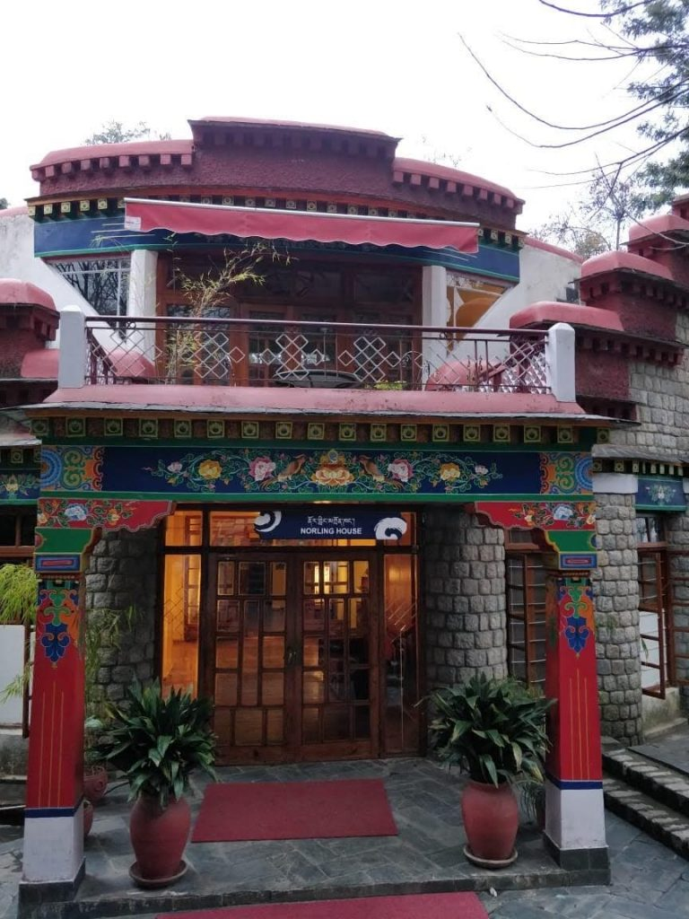 Norbulingka Institute Mcleodganj