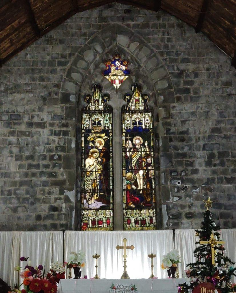 St. John's Curch, Mcleodganj