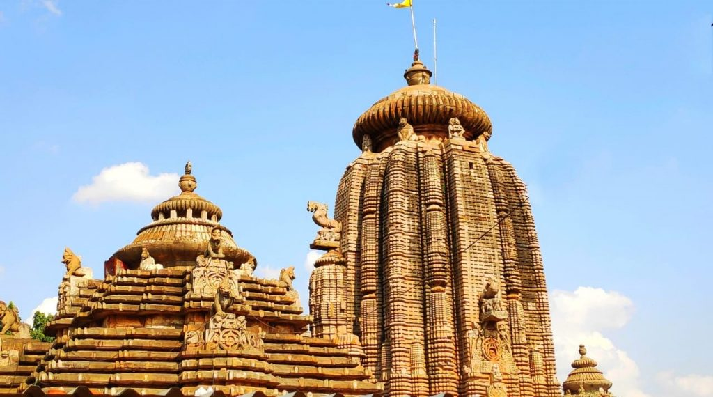 Lingraj Temple in Odisha