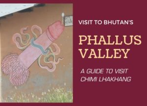 Chimi Lhakhang Guide Cover Picture