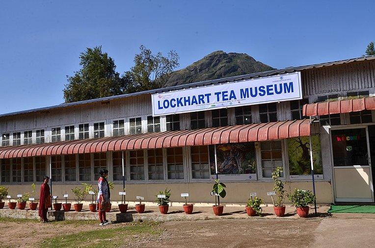 Lockhart tea museum things to do in munnar