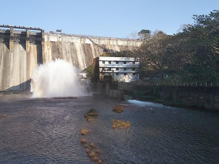 Chimmini wildlife sanctuary & Dam near Athirapally falls
