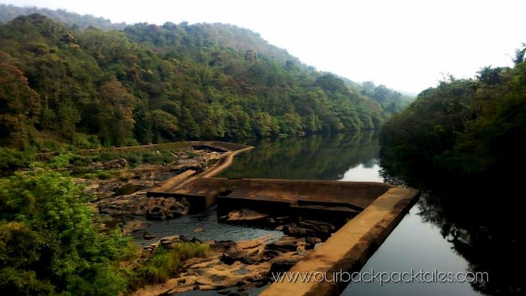 Thumboormuzhi checkdam places near athirapally waterfalls