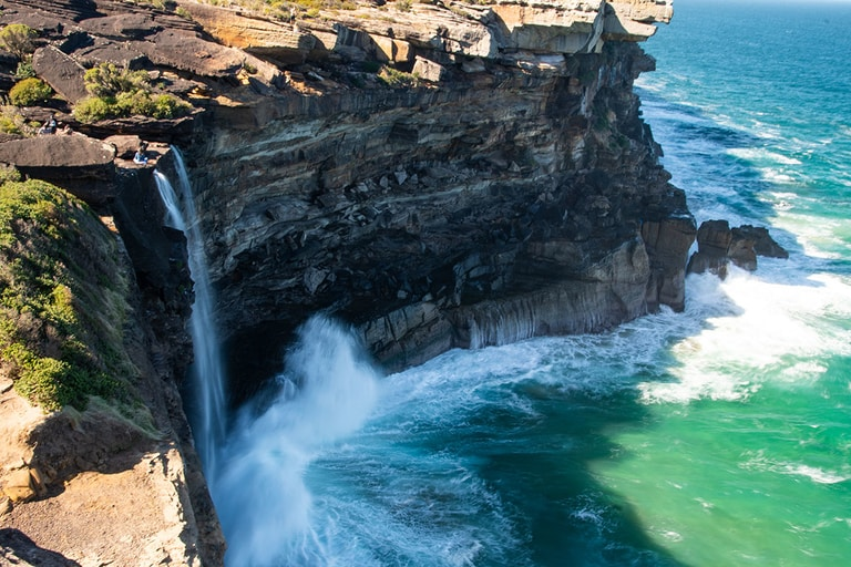 The Coast Track in Royal National Park sydney one of the best hiking trails in Oceania