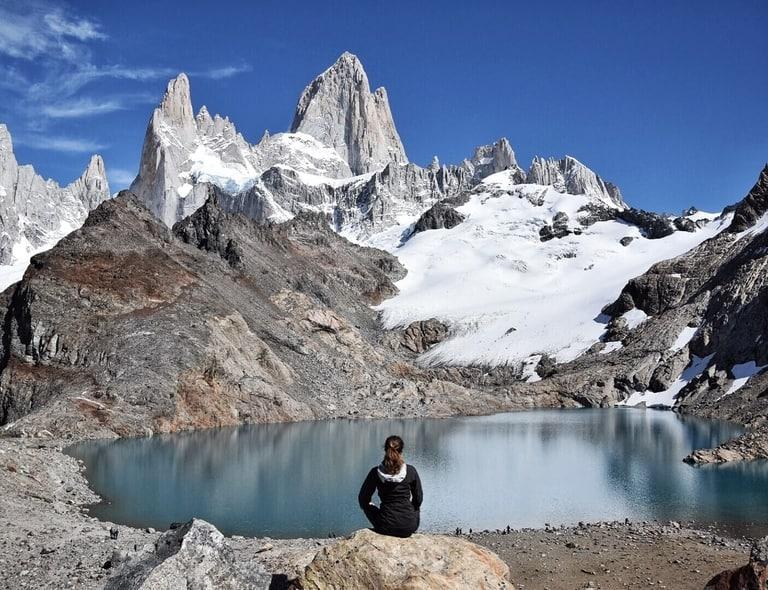 Fitzroy Trek in Argentina