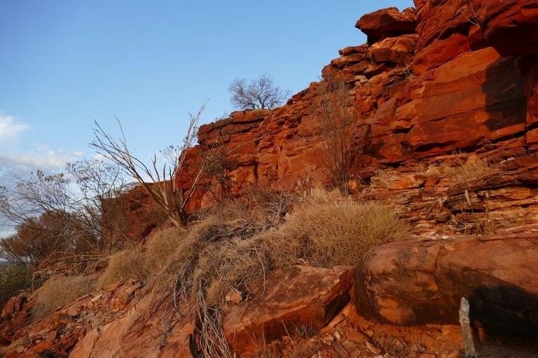Kings Canyon Rim Walk in Australia