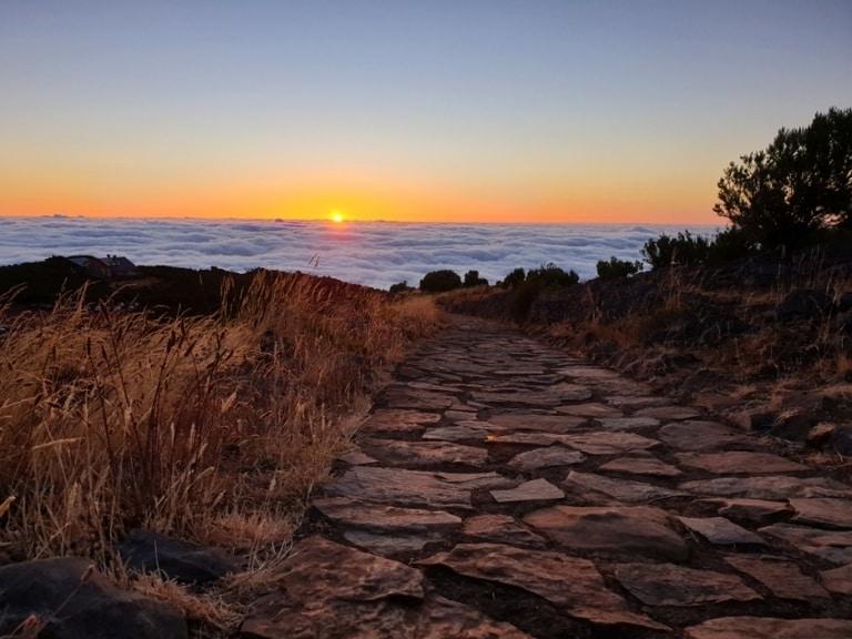 Rico Ruivo Sunrise Hike in Madeira