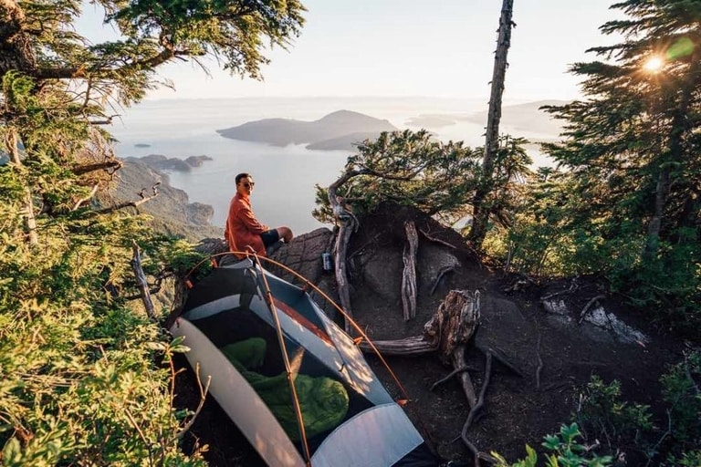 St Marks Summit in Vancouver canada in best hiking trails north america