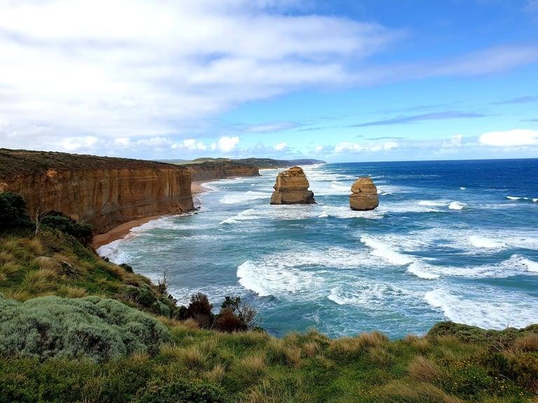 Great Ocean Road Walk in Australia