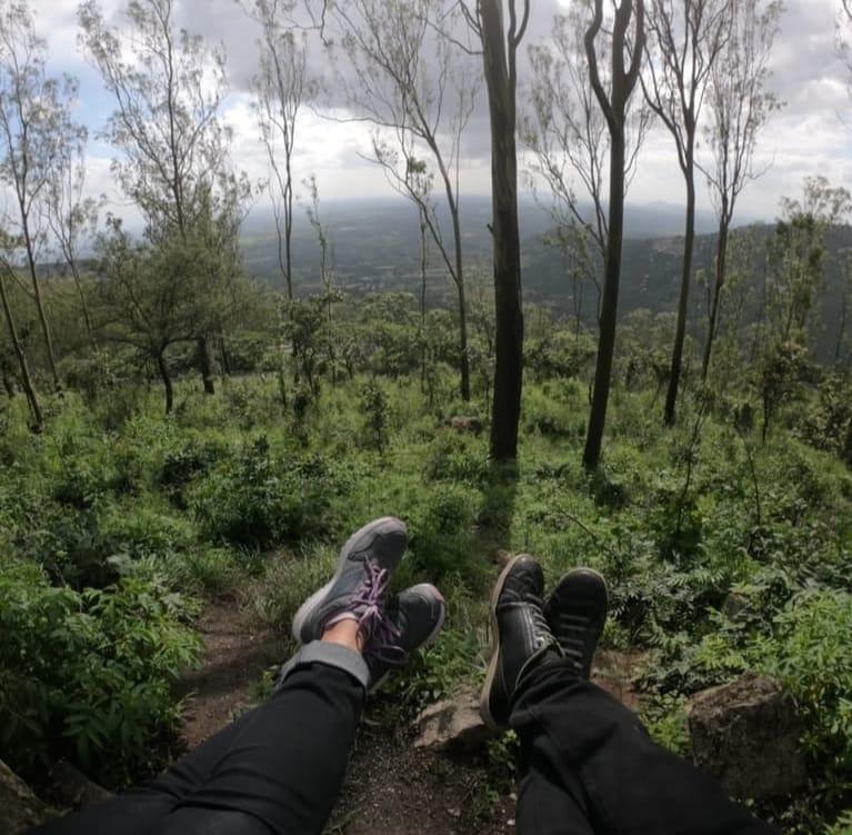 Bangalore to Nandi hills